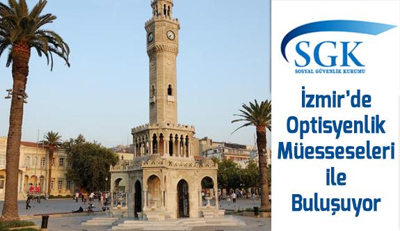 SGK İzmir Bölge istişare toplantısı 20 Ocak Cuma Günü