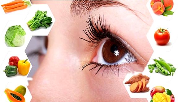 Göz Sağlığını Korumaya Yardımcı Besinler!