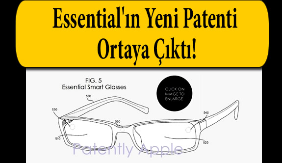Essential'ın Yeni Patenti Ortaya Çıktı!