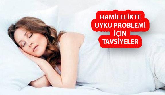 Gözüne Uyku Girmeyen Hamilelere Öneriler