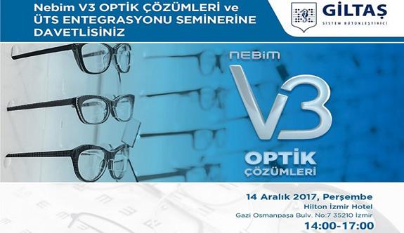 İzmir'de Optik Çözümler ve ÜTS Entegrasyonu Semineri