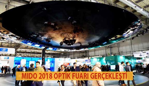 Mido 2018 Optik Fuarı Gerçekleşti