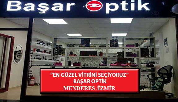 """""""En Güzel Vitrini Seçiyoruz"""" Yarışması: Başar Optik-Menderes /İzmir"""