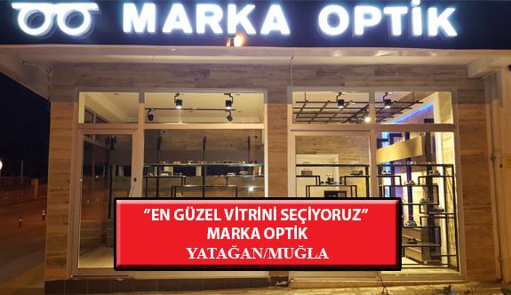 """""""En Güzel Vitrini Seçiyoruz"""" Yarışması: Marka Optik-Yatağan /Muğla"""