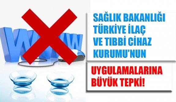 Sağlık Bakanlığı Türkiye İlaç ve Tıbbi Cihaz Kurumu'nun Uygulamalarına Büyük Tepki
