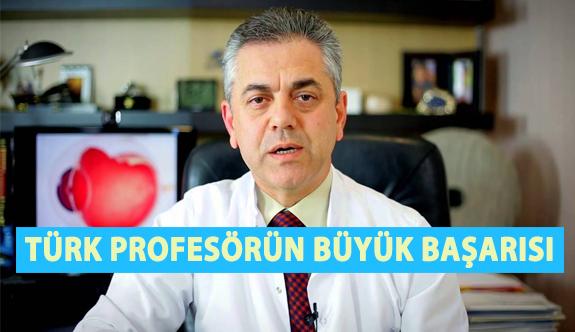 Türk Profesörün Büyük Başarısı