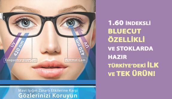 1.60 İndeksli Bluecut Özellikli ve Stoklarda Hazır Türkiye'deki İlk ve Tek Ürün ULTRAVEX