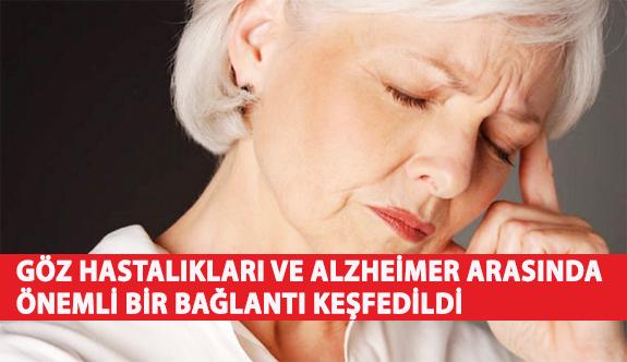 Bilim İnsanları Göz Hastalıkları ve Alzheimer Arasında Önemli Bir Bağlantı Keşfetti