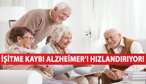 İşitme Kaybı Alzheimer'ı Hızlandırıyor!