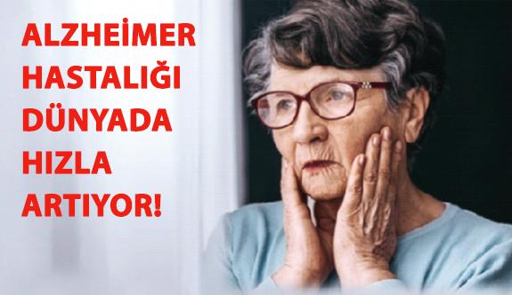 Alzheimer Hastalığı Tüm Dünyada Hızla Artıyor!