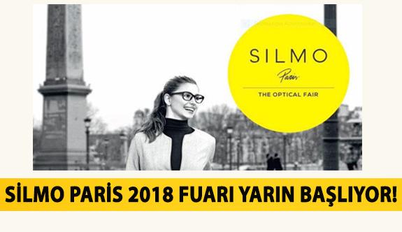 Silmo Paris 2018 Fuarı Yarın Başlıyor!