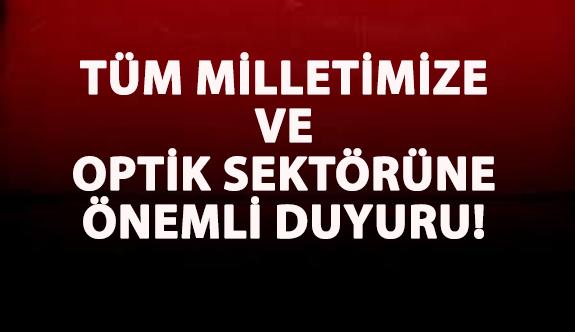 29 Ekim Cumhuriyet Bayramı Duyurusu!