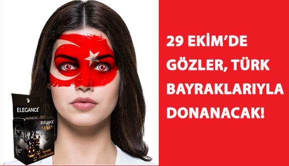 29 Ekim'de Gözler Türk Bayrağıyla Donanacak!