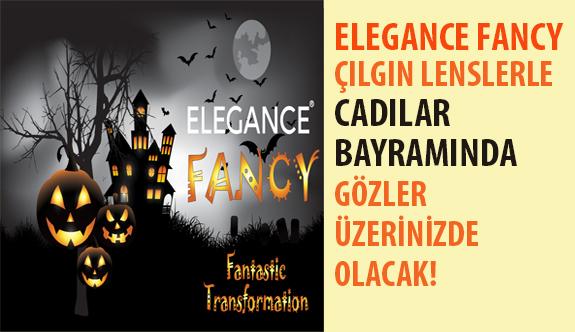 Elegance Fancy Çılgın Lenslerle Cadılar Bayramında Gözler Üzerinizde Olacak!