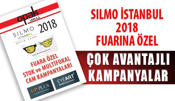 Opak Lens'in Silmoİstanbul Fuarına Özel Kampanyaları