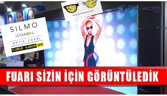Silmo İstanbul 2018 Optik Fuarını Sizin İçin Görüntüledik