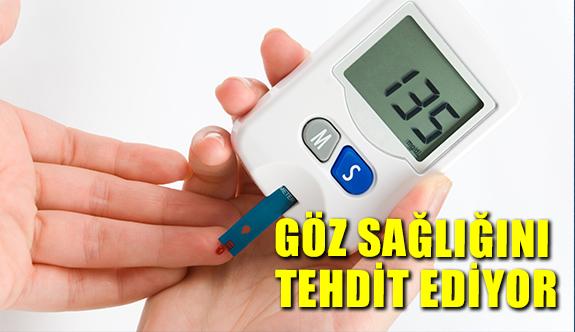 Diyabetik Retinopati Görme Kayıplarına Yol Açıyor!