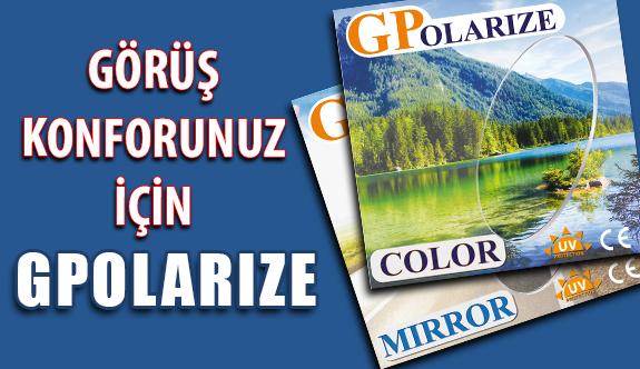 GPolarize Güneş Gözlüğü Camları