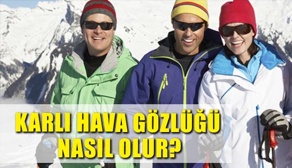 Karlı Havalarda Hangi Gözlükleri Kullanmak Gerekiyor?