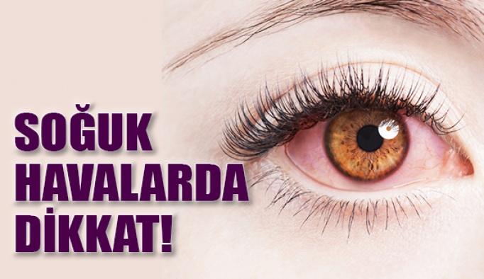 Göz Nezlesinin Nedeni Çoğu Zaman Bir Enfeksiyon