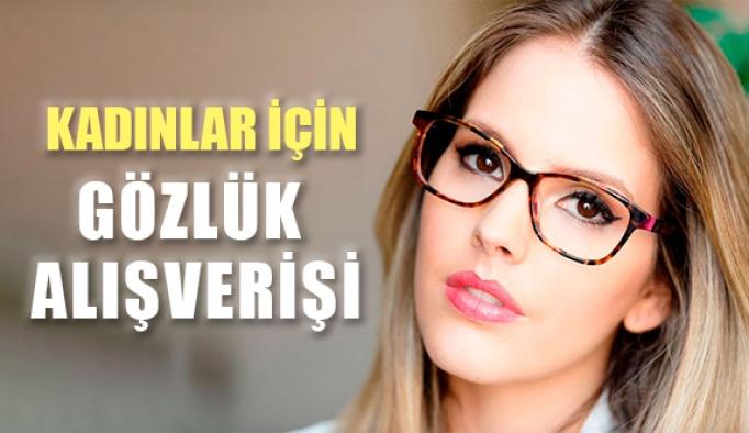 Kadınlar İçin Gözlük Seçimi