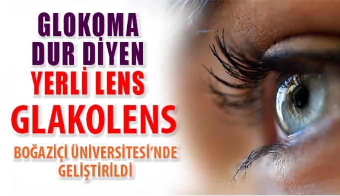 Boğaziçi Üniversitesi'nden Glokoma 'DUR' Diyen LENS