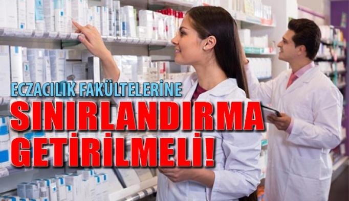 """Türk Eczacılar Birliği Açıklama Yaptı """"Plansızca Açılıyor"""""""