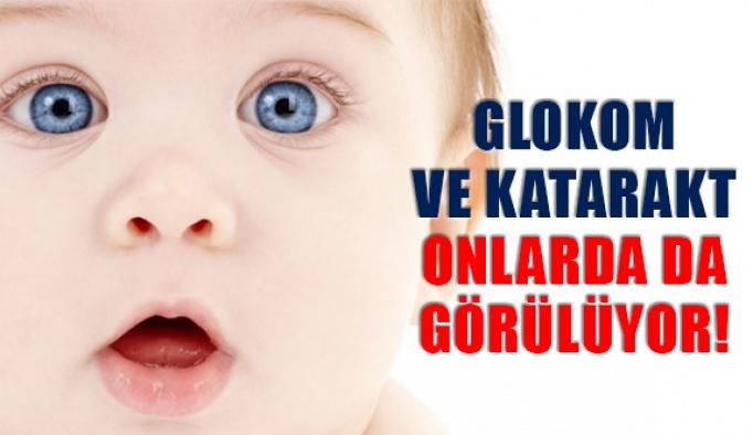 Yeni Doğan Bebeklerdeki Göz Hastalıklarına Dikkat!