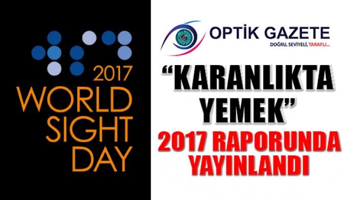 Optik Gazete WSD 2017 Etkinlik Raporunda Yer Aldı