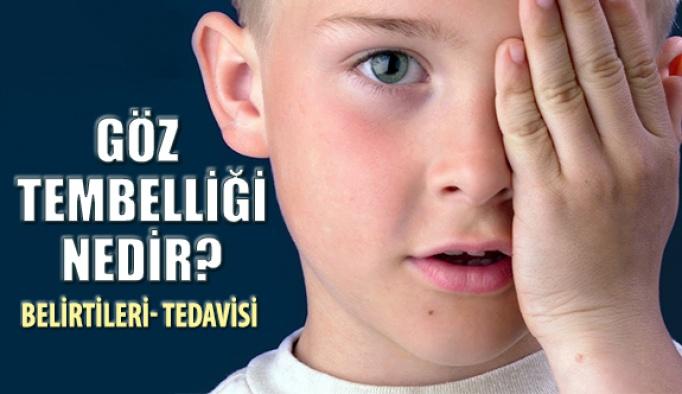 Göz Tembelliği Nedir? Nasıl Tedavi Edilir?