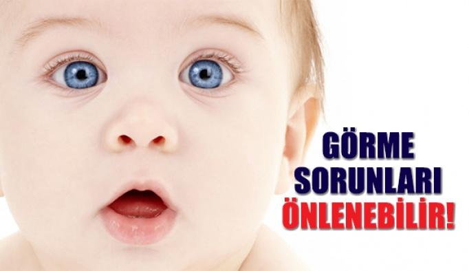 Bebek Göz Muayenesi İle Körlük Önlenebilir