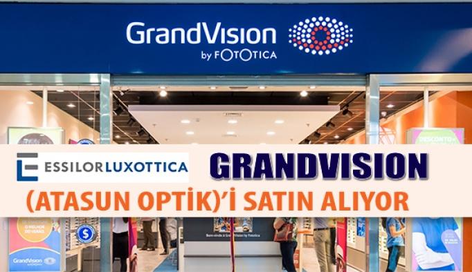 EssilorLuxottica, GrandVision' u (Atasun Optik) Satın Almak İçin Görüşmeleri Başlattı