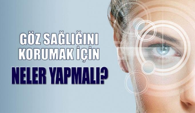 Göz Sağlığınızla İlgili Merak Edilen Sorular