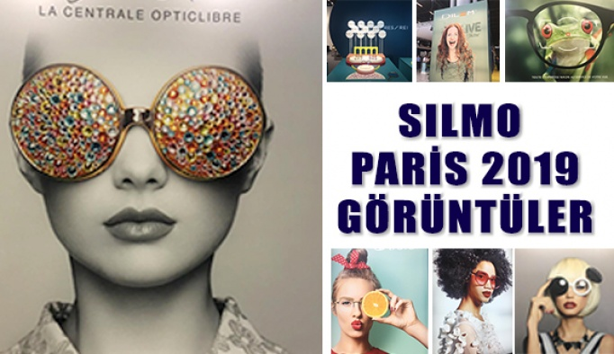 Silmo Paris 2019 Optik Fuarından Görüntüler