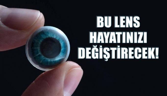 Hayatınızı Değiştirecek Kontak Lens Teknolojisi