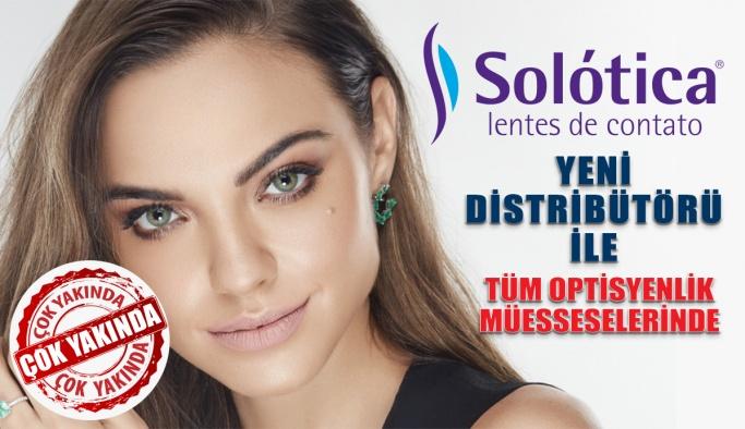SOLÓTICA Yeni Distribütörü İle Çok Yakında Tüm Türkiye'de