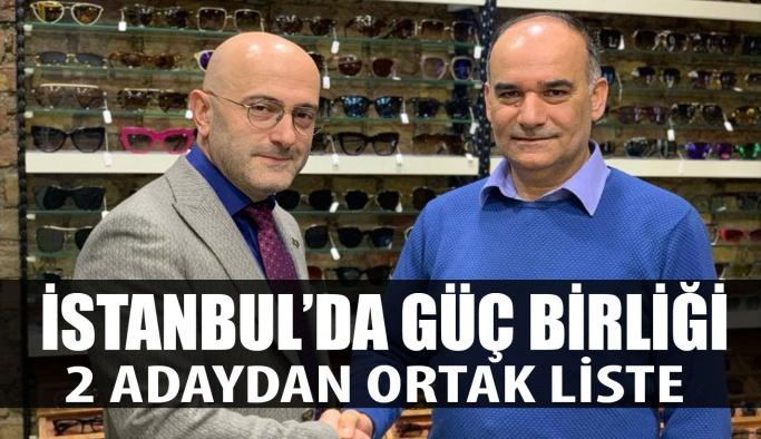 İstanbul Oda Seçimlerinde Güç Birliği