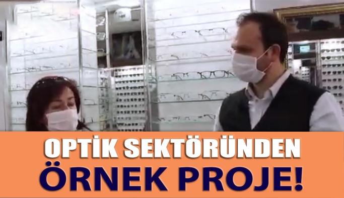 Emre Gün Optikten Örnek Sosyal Sorumluluk Projesi