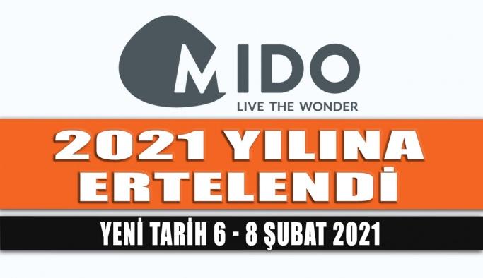 Mido2020 Optik Fuarı 2021 Yılına Ertelendi!