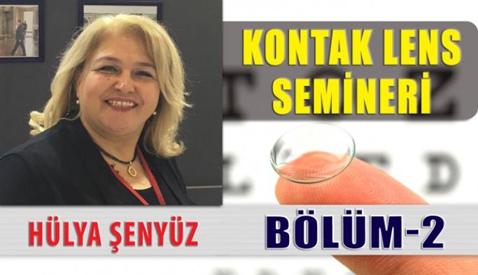 Altınbaş Üniversitesi Kontak Lens Semineri 2