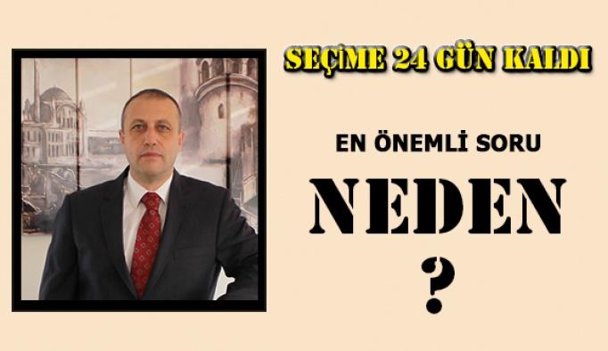 İstanbul Bölgesi Geçici Oda Yöneticileri'ne Soruyorum