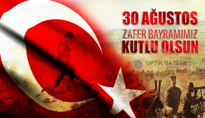 30 Ağustos Zafer Bayramımızın 98. Yılı Kutlu Olsun