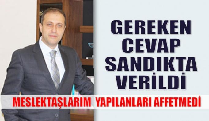 İstanbul Geçici Oda Yönetimine Gereken Cevap Sandıkta Verildi