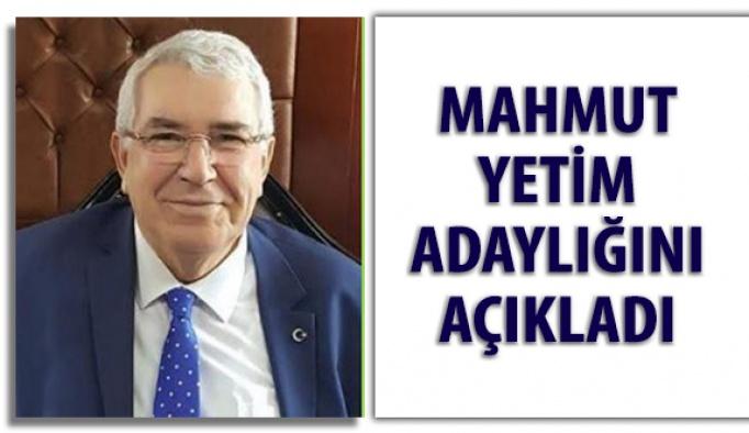 Mahmut Yetim Ankara Optisyen-Gözlükçüler Odasına Aday