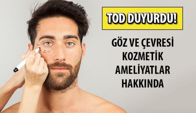 Türk Oftalmoloji Derneği'nden Kamuoyuna Duyuru