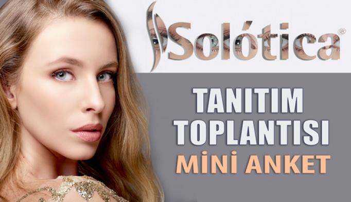 Solotica Lens Türkiye Tanıtım Toplantısı