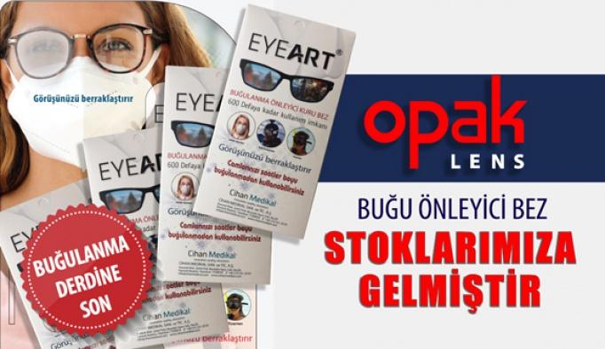 Gözlük Camlarınız Artık Buğulanmayacak