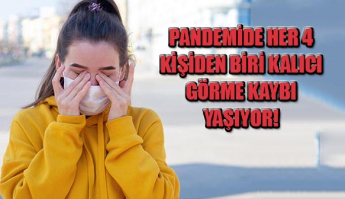 Pandemide Göz Sağlığına Dikkat!