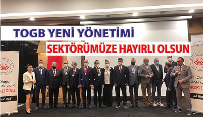 Türk optisyen - Gözlükçüler Birliği Yeni Yönetimi Seçildi