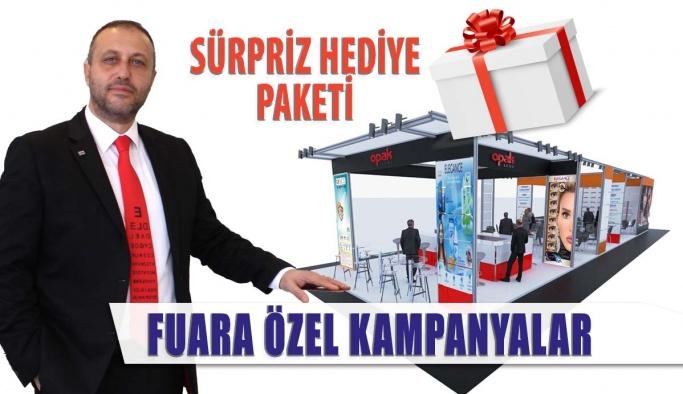 """Erol Harbi """"Anadolu Optikçiler Buluşması Fuar Standımıza Bekliyoruz"""""""